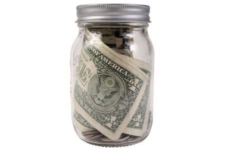 The Money Jar Project!